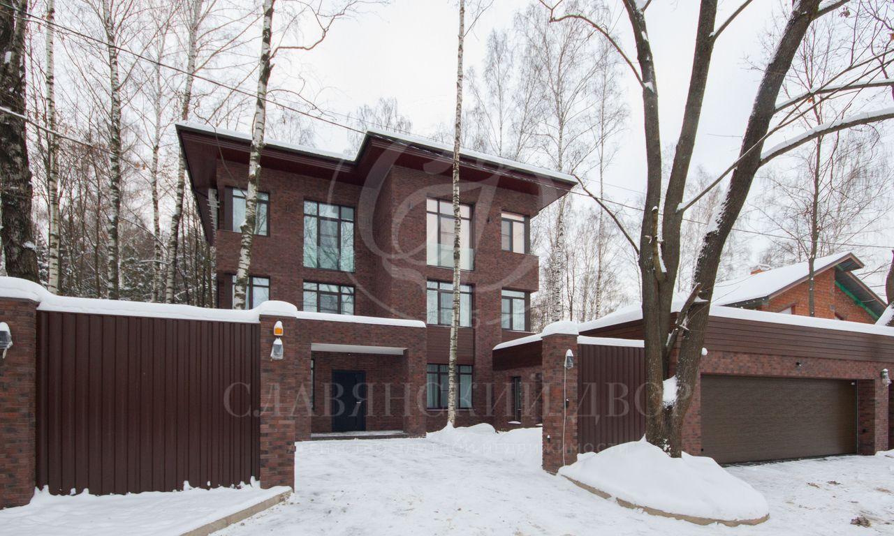 На продажу дом впоселке Михалково