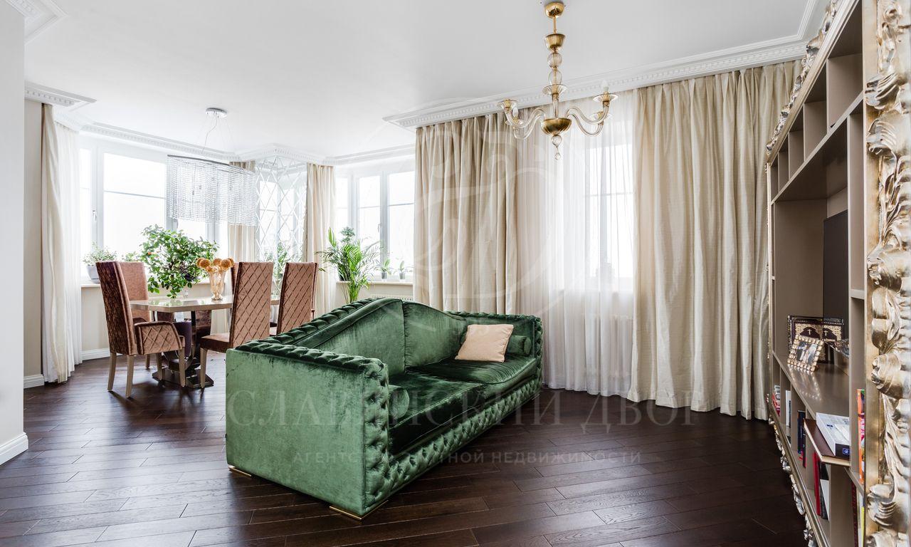 Самая стильная квартира в«Эдельвейс»