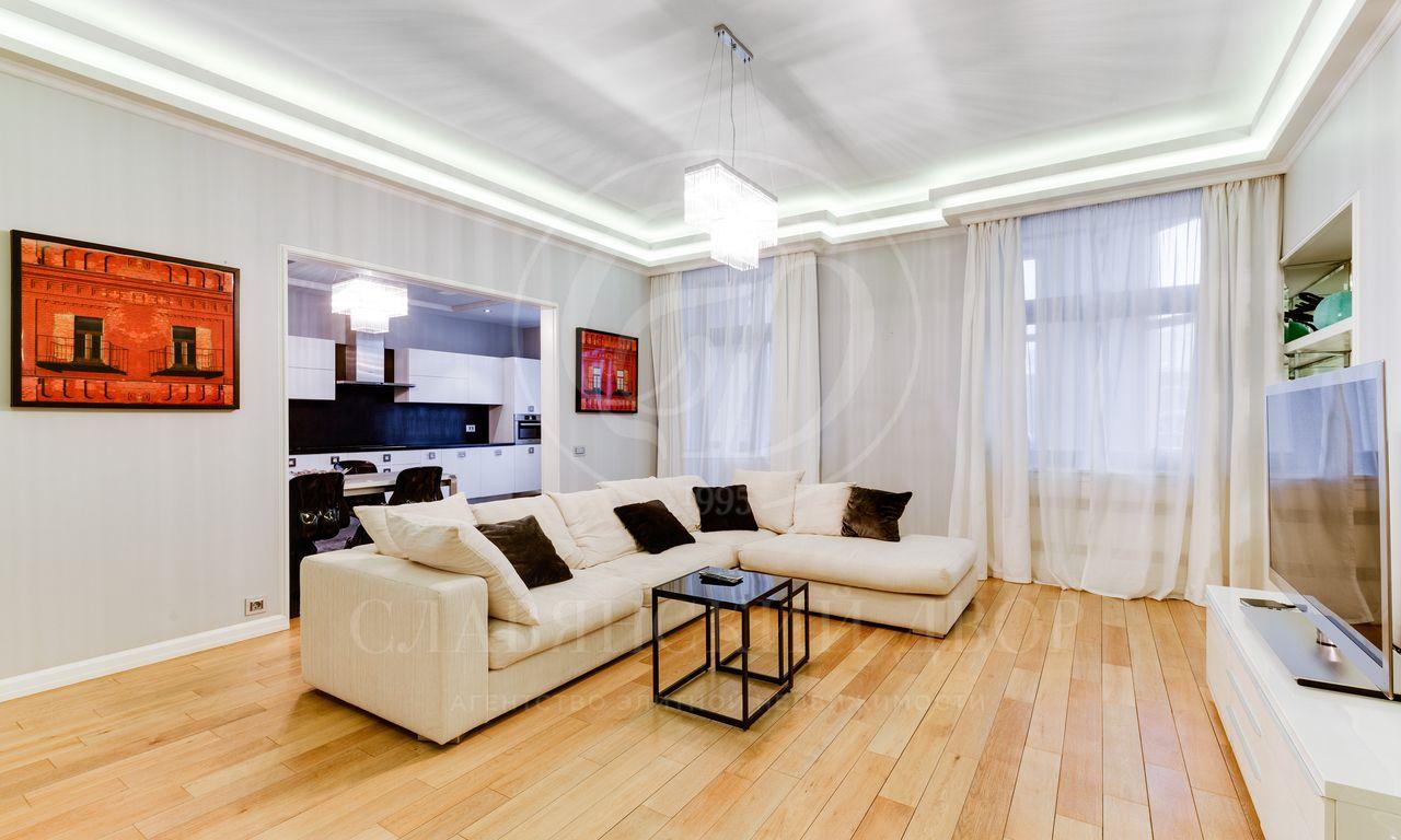 Шикарная квартира вклубном доме «Грин Плаза»!
