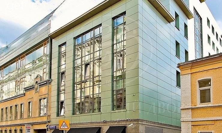 Продажа Бизнес-ценра класса «А» на Остоженке. м.Кропоткинская