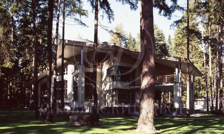 Современный дом вЛесной Сказке