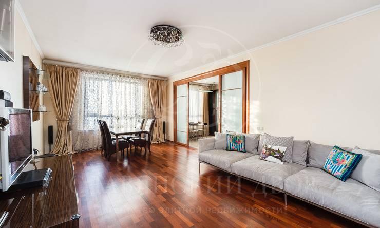 Продажа квартиры вЖК Золотые ключи 2, спанорамными видами на Воробьёвы горы