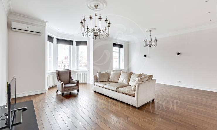 На аренду предлагается прекрасная квартира на Тверской!