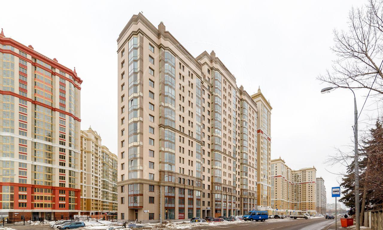 Квартира на продажу вЖК «Мосфильмовский»
