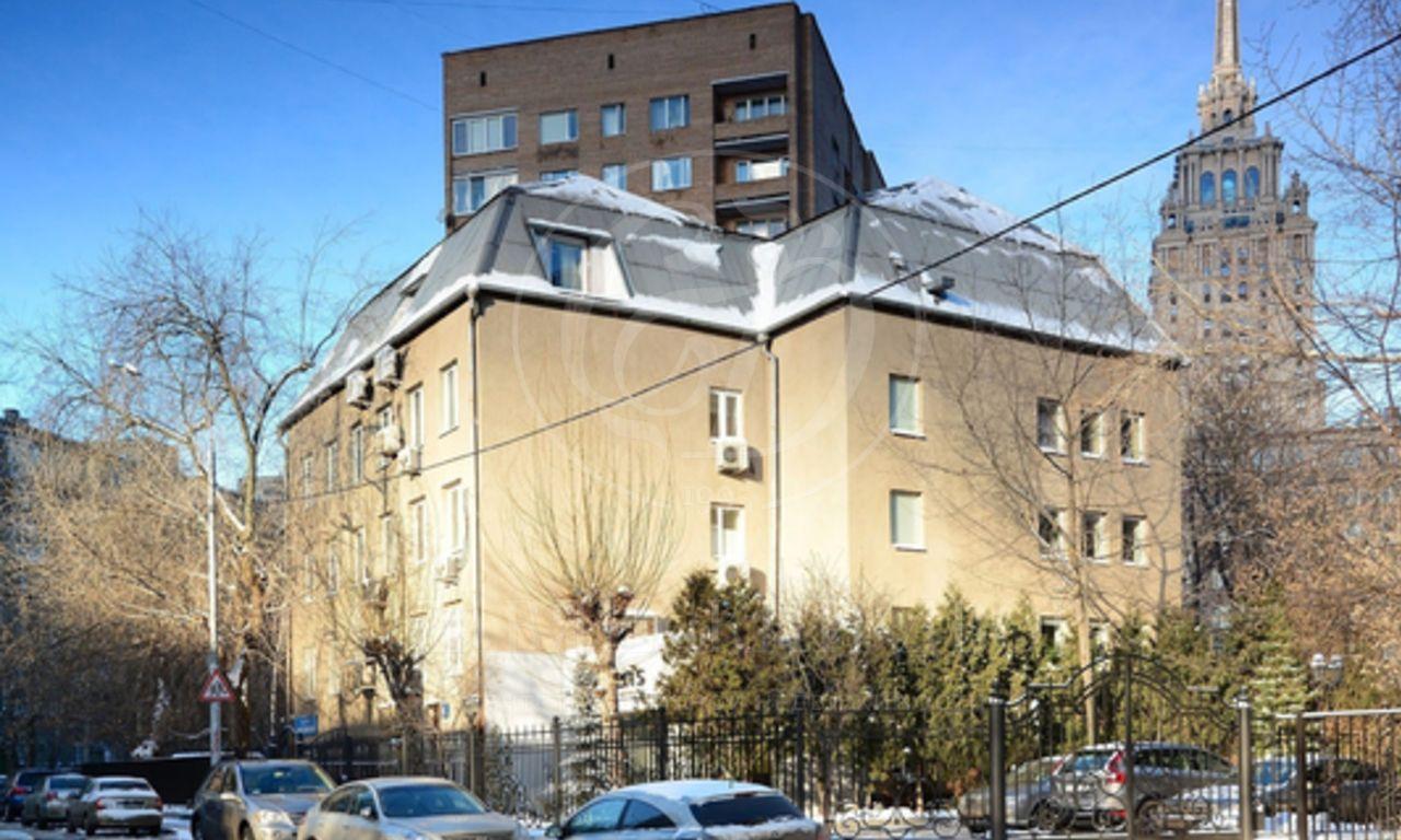 Продажа здания — метро Киевская