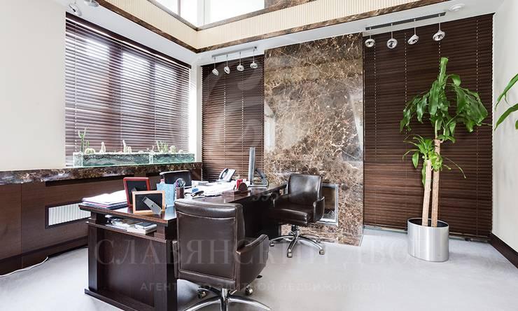 Представительский офис на Пречистенке