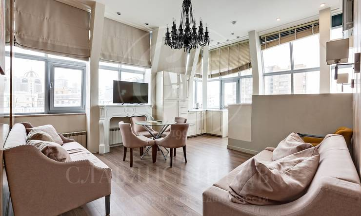 Продажа квартиры, Большая Никитская