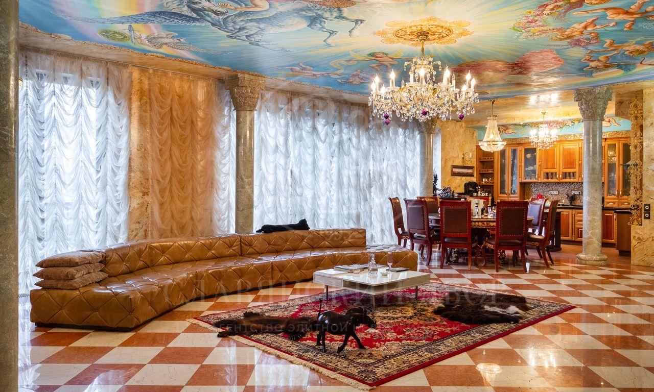 Предлагается квартира визысканном стиле