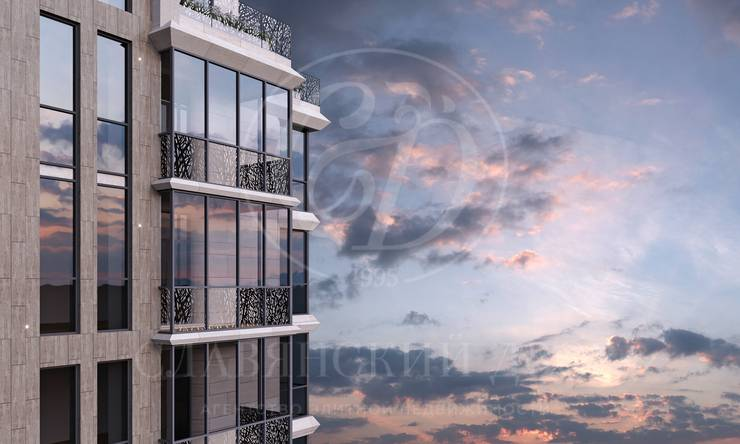 Продажа пентхауса вКомплексе апартаментов «Данилов Дом»