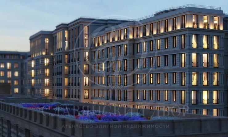 Апартамент на Софийской набережной