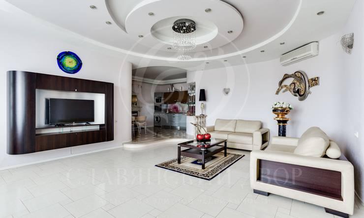 Светлая элегантная квартира вэлитном ЖК «Золотые ключи 1»