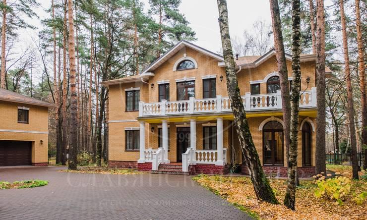 На продажу дом впоселке Жуковка-1