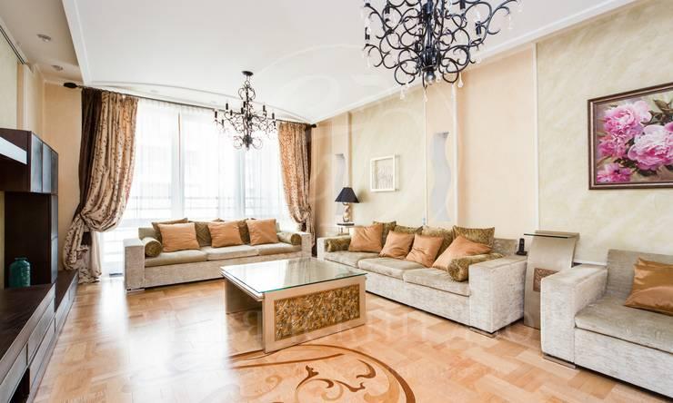 Квартира скачественной отделкой для большой семьи