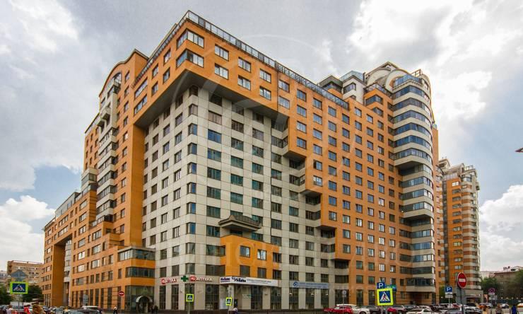 Хамовники-лучший район Москвы. ЖК Камелот-лучший дом вХамовниках