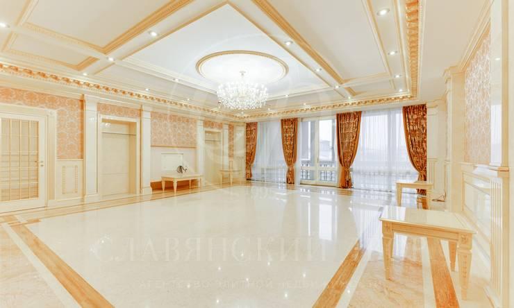 Продажа роскошной квартиры на Остоженке