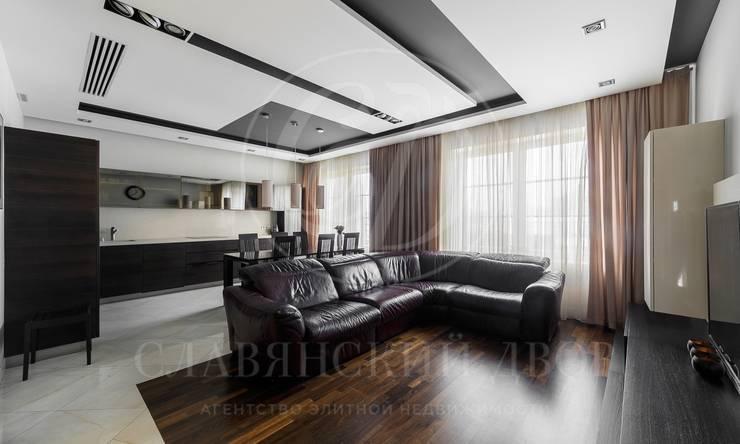 Варенду предлагается шикарная квартира вжилом комплексе «Английский Квартал»!