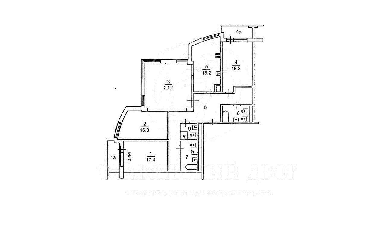 Продажа квартиры, Комсомольский просп