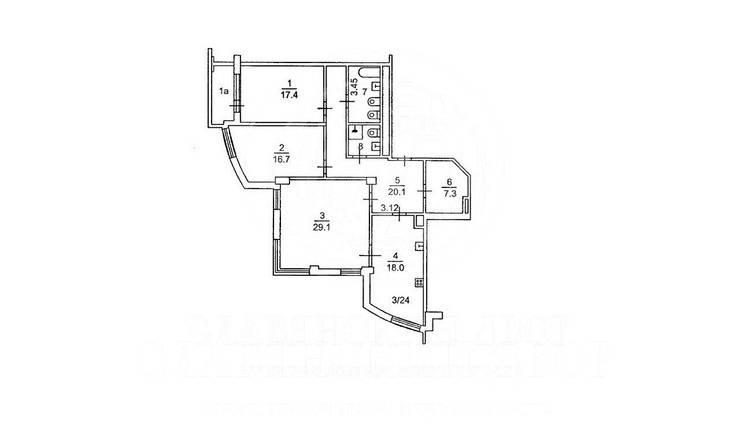 Один из лучших домов вХамовниках
