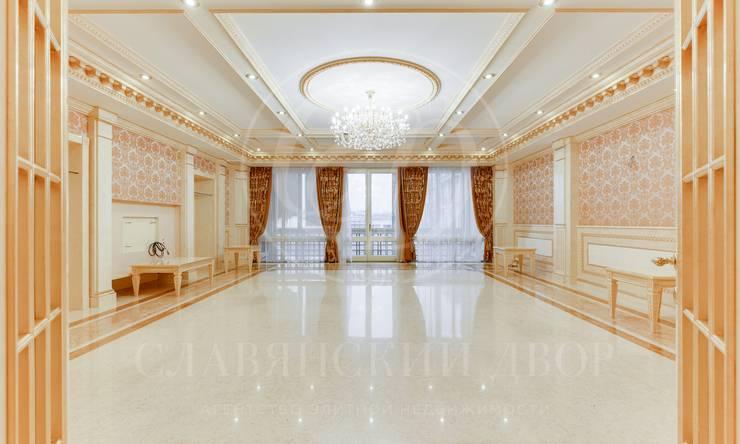 Аренда роскошной квартиры на Остоженке