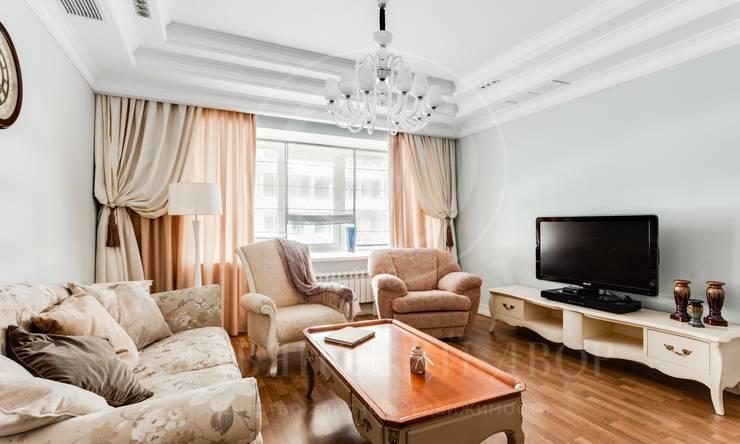 Квартира вэлитном ЖК «Аквамарин» сзакрытым внутренним двором ипрудом