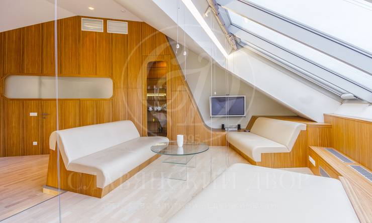 Великолепная квартира вклубном доме