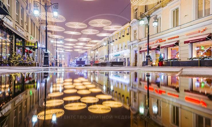 Продажа арендного бизнеса вцентре культурной итуристической зоны Москвы