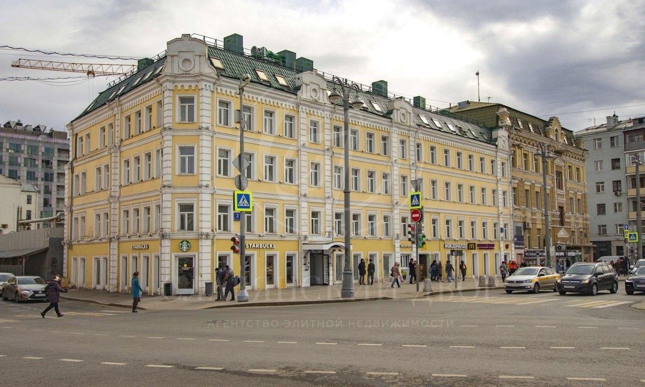 Готовый арендный бизнес на Тверской заставе