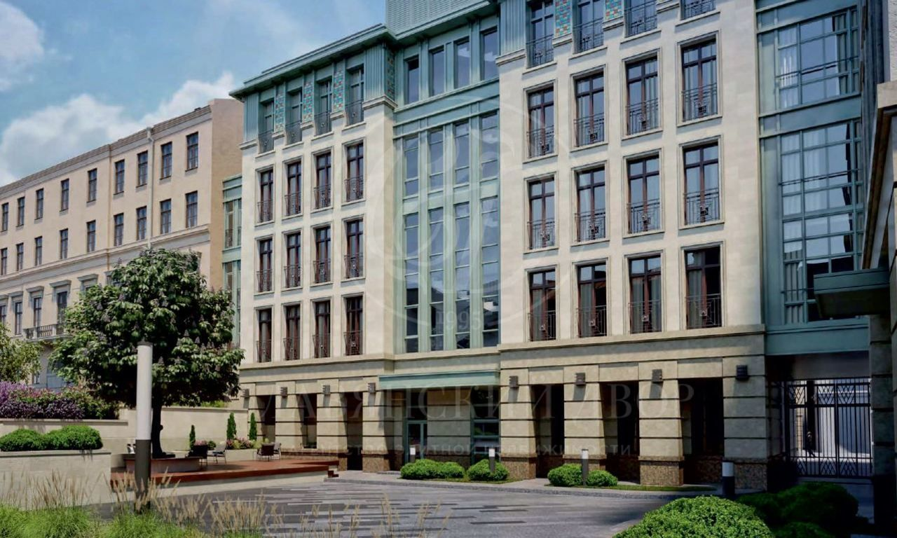 Продажа квартиры вклубном доме Бакст
