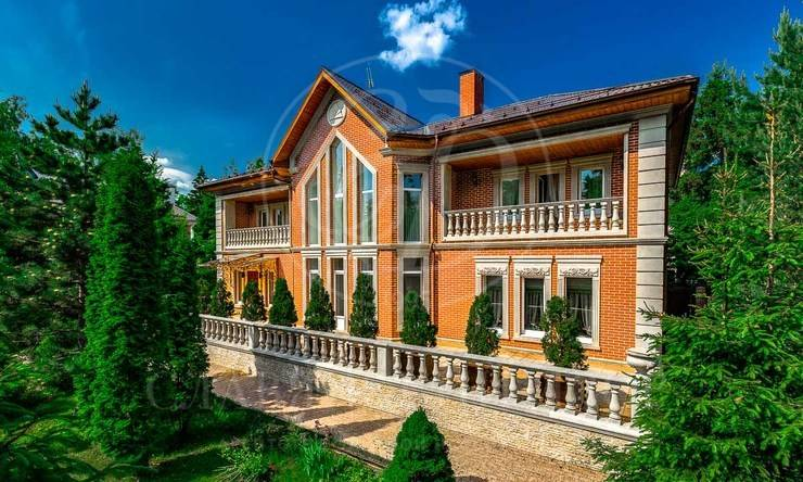 На продажу дом впоселке Лесной простор-3