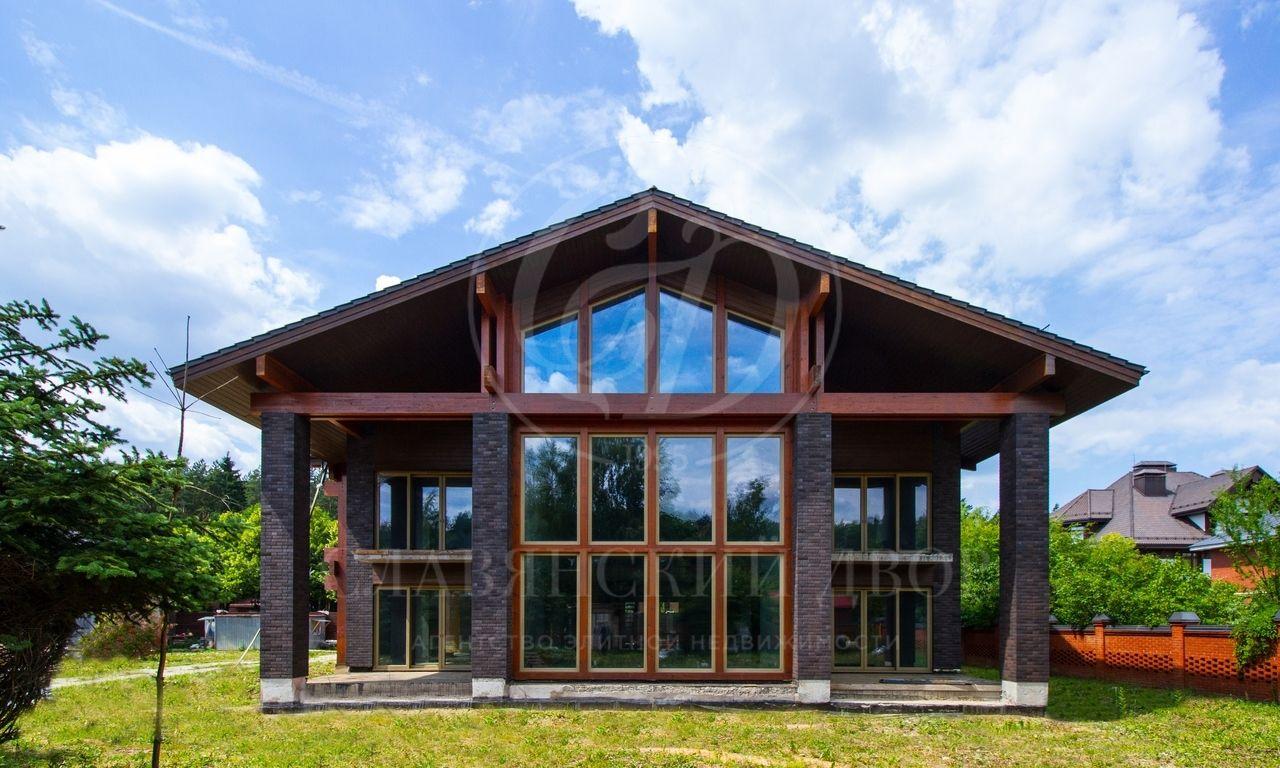 Новый современный дом! Лучшая цена впоселке