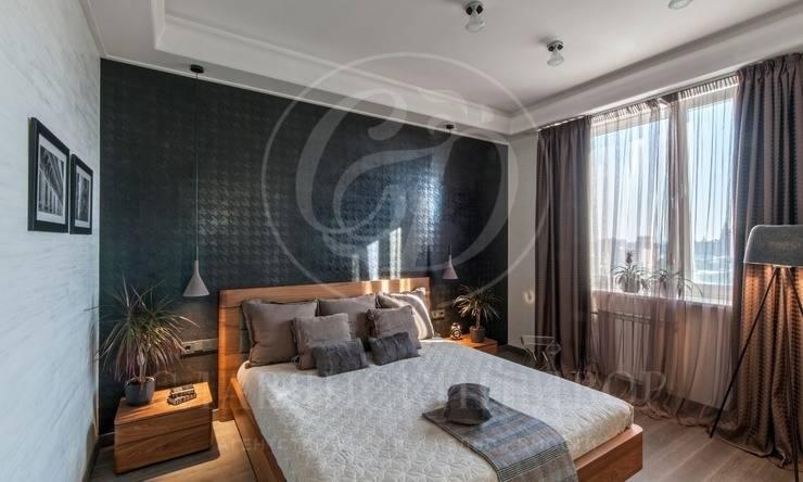 Стильная квартира сдизайнерским ремонтом вЖК Мономах