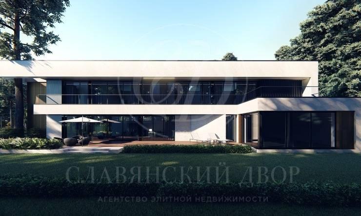 Новый дом вЖуковке!