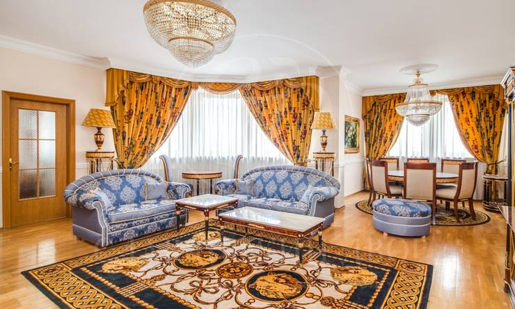 Продажа квартиры, Островитянова