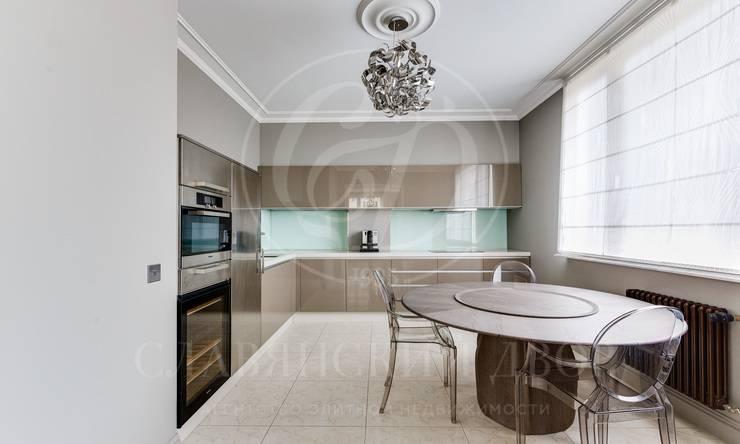 Новая квартира на Шаболовке