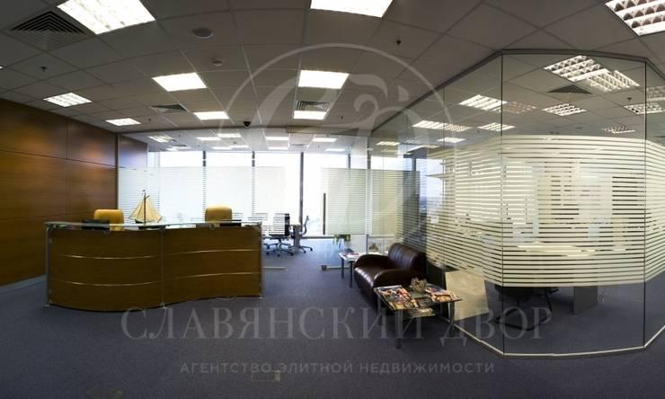 Готовый арендный бизнес. Офис сарендаторами вМосква-Сити