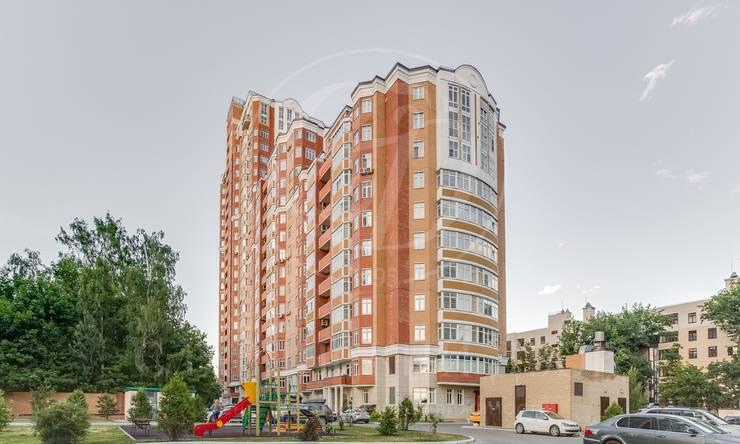 Квартира без отделки вЖК Волынский