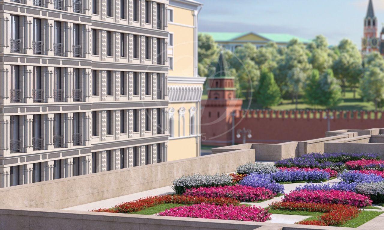 Апартамент вЖК «Царев Сад»