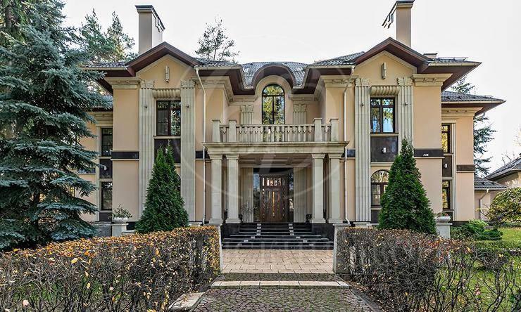 На продажу дом впоселке Горки-7(Пятницкое шоссе)