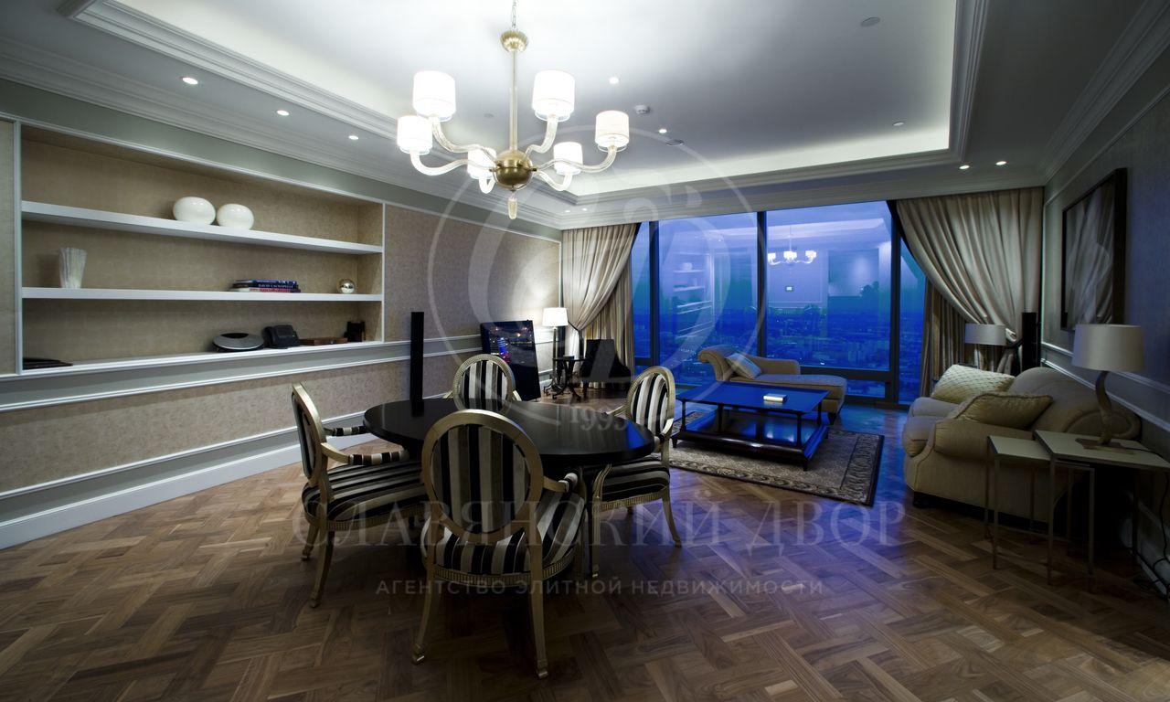 Продаются апартаменты вбашне «Федерация»