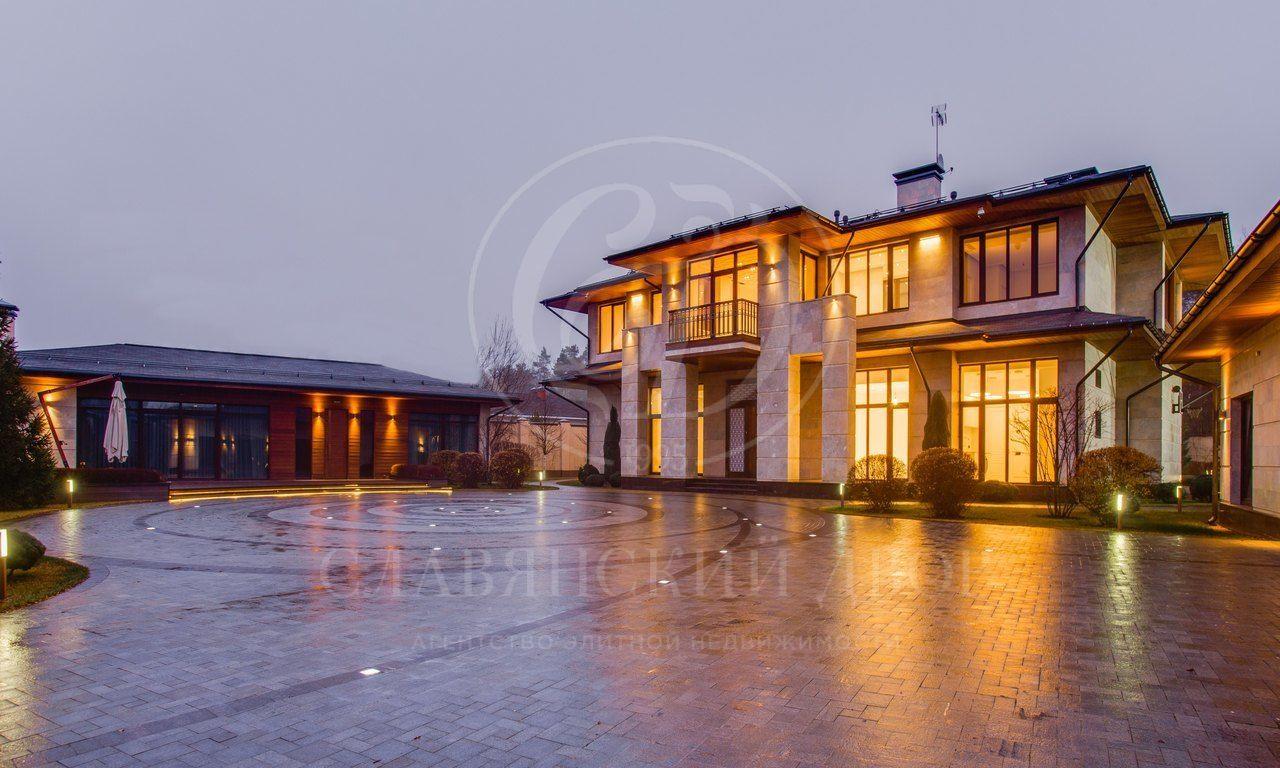 Модный современный дом вГорках-2
