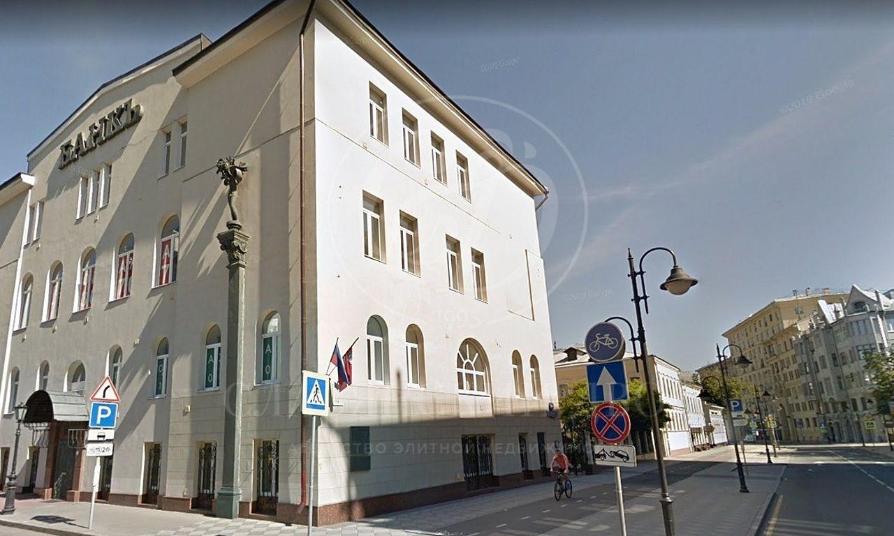 Продажа комплекса особняков на Пятницкой улице