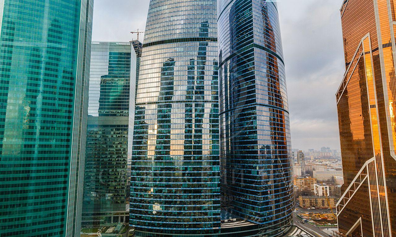 Аренда офиса вМФК Город Столиц. Башня Москва