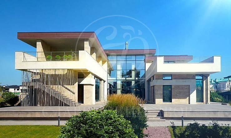 Стильный дом вЖуковке 21