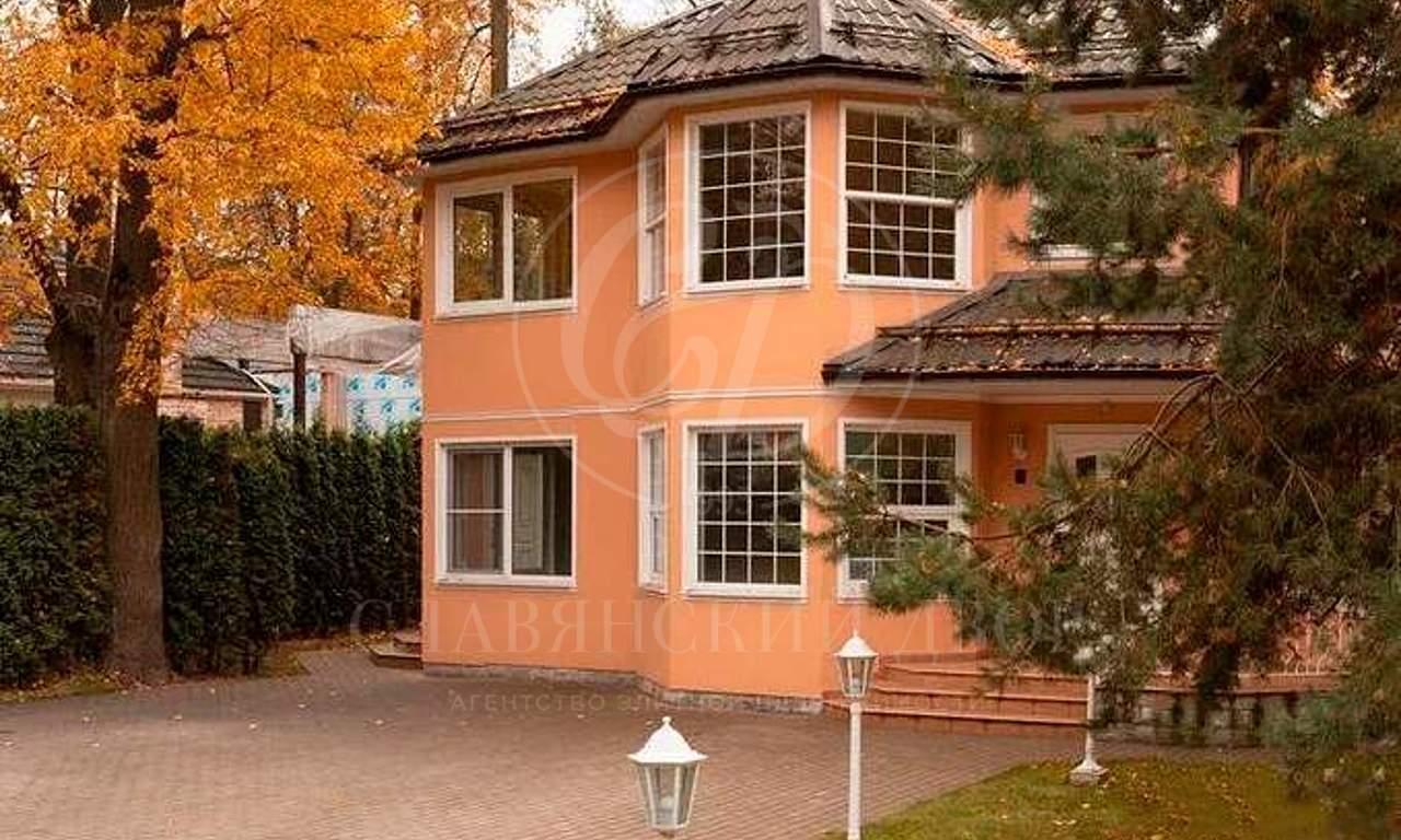 На продажу дом впоселке Серебряный бор