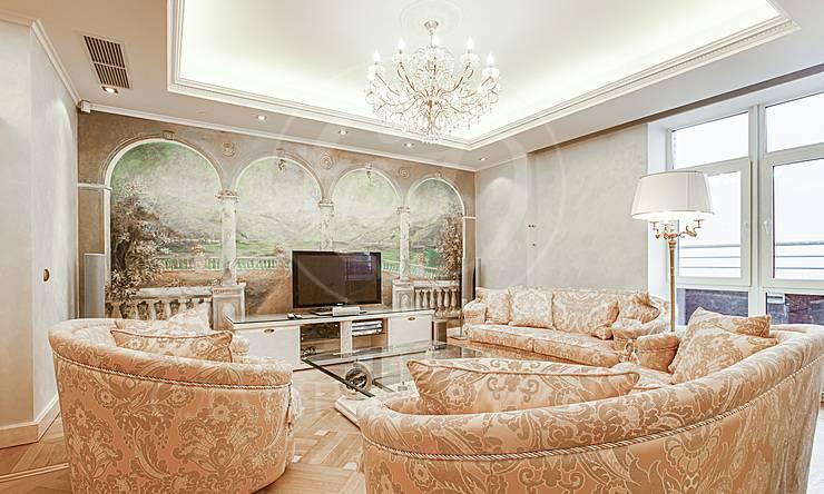 Уникальная квартира вЖК Алые Паруса