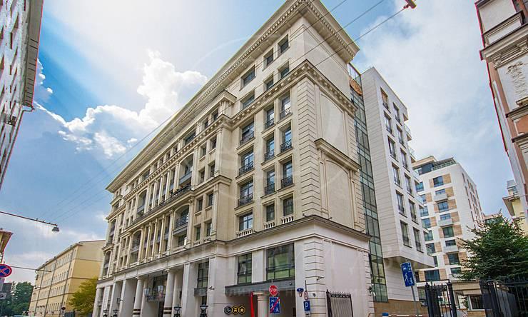 Квартира без отделки вЖК Дом на Покровском бульваре