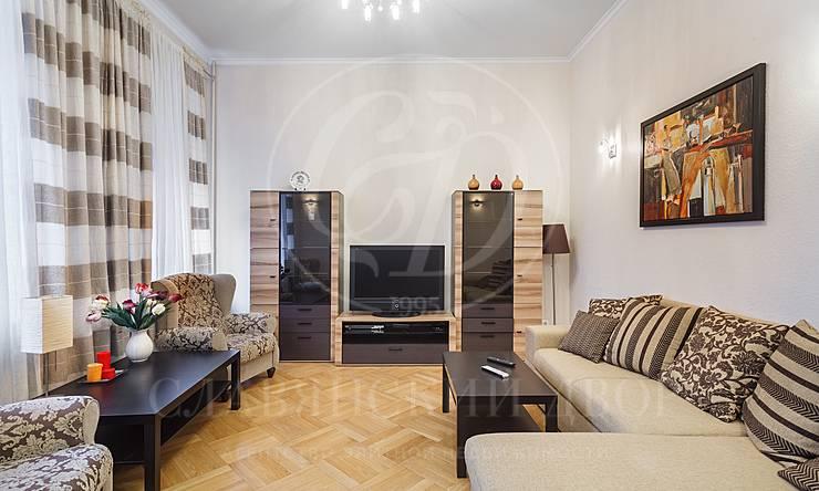 Уютная квартира висторическом особняке вчерте бульварного кольца!