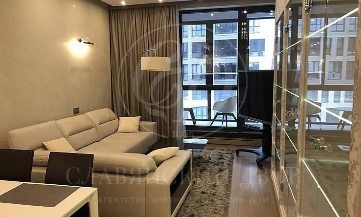 4-хкомнатная квартира премиум-класса вэлитном ЖК «Barrin house»
