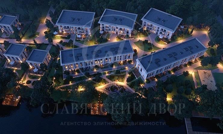 Таунхаус вЖК River Residence