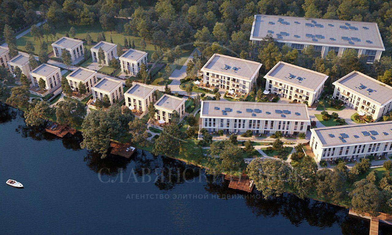Апартамент вЖК River Residence